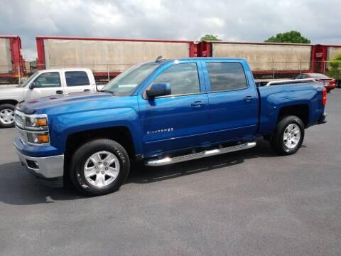 2015 Chevrolet Silverado 1500 for sale at Big Boys Auto Sales in Russellville KY
