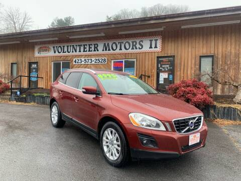 2010 Volvo XC60 for sale at Kerwin's Volunteer Motors in Bristol TN