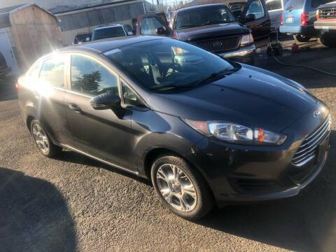 2016 Ford Fiesta for sale at Blue Line Auto Group in Portland OR