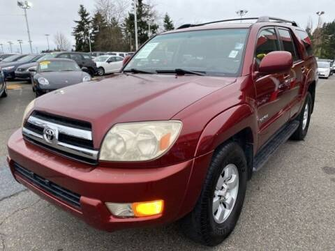2005 Toyota 4Runner for sale at Autos Only Burien in Burien WA