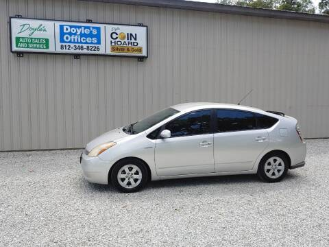 2008 Toyota Prius for sale at Doyle's Auto Sales and Service in North Vernon IN