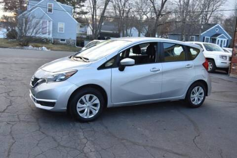 2019 Nissan Versa Note for sale at Absolute Auto Sales, Inc in Brockton MA
