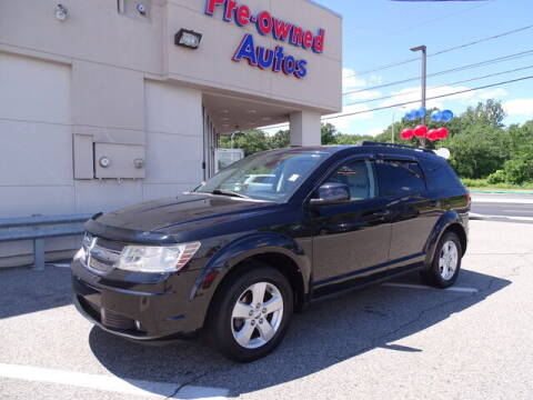 2010 Dodge Journey for sale at KING RICHARDS AUTO CENTER in East Providence RI