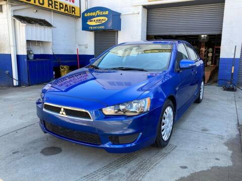 2015 Mitsubishi Lancer for sale at US Auto Network in Staten Island NY