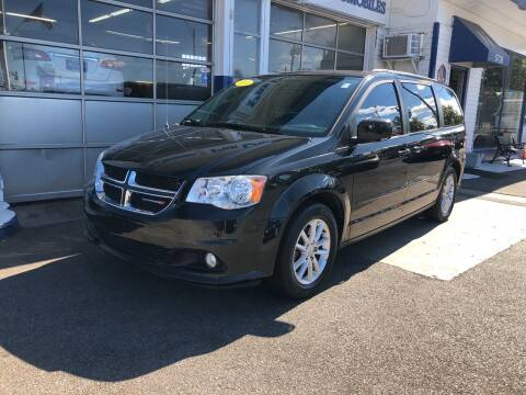 2014 Dodge Grand Caravan for sale at Jack E. Stewart's Northwest Auto Sales, Inc. in Chicago IL