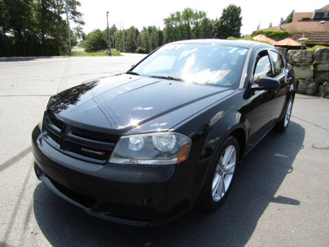 2014 Dodge Avenger for sale at Mike Federwitz Autosports, Inc. in Wisconsin Rapids WI