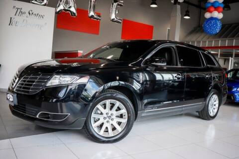 2017 Lincoln MKT Town Car for sale at Quality Auto Center in Springfield NJ