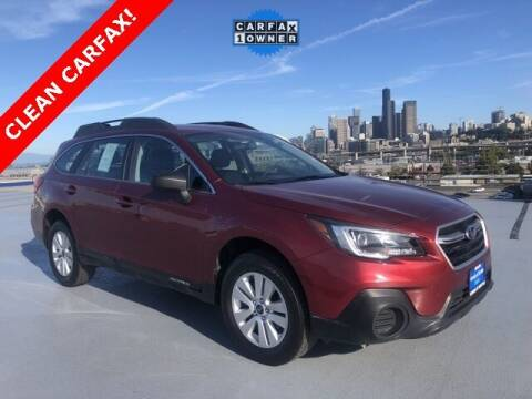2018 Subaru Outback for sale at Honda of Seattle in Seattle WA