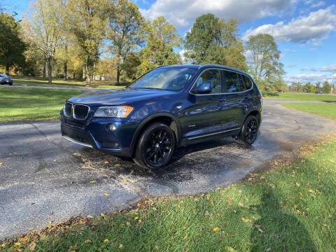 2013 BMW X3 for sale at Moundbuilders Motor Group in Heath OH
