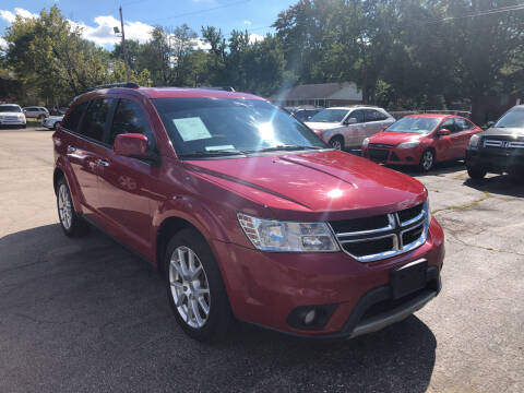 2013 Dodge Journey for sale at Neals Auto Sales in Louisville KY