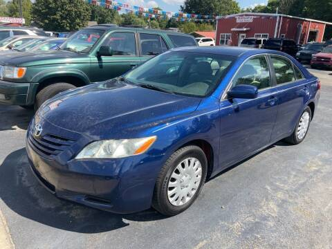 2007 Toyota Camry for sale at Sartins Auto Sales in Dyersburg TN