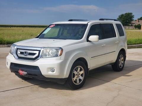 2011 Honda Pilot for sale at Chihuahua Auto Sales in Perryton TX
