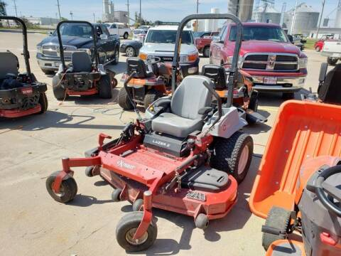 2017 Exmark Lazer Z E-Series 60'' for sale at Koop's Sales and Service in Vinton IA