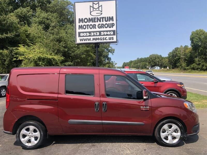 2015 RAM ProMaster City Wagon for sale at Momentum Motor Group in Lancaster SC