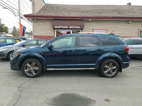 2015 Dodge Journey for sale at Shattuck Motors in Newport VT