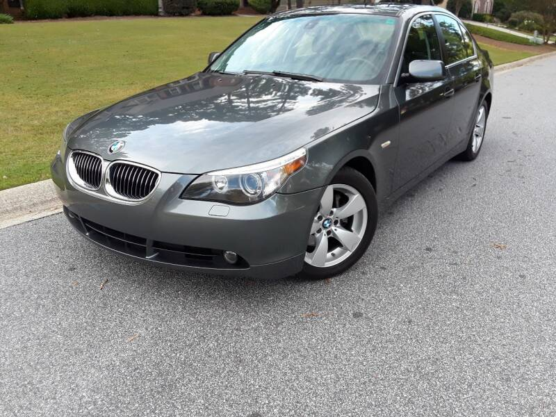 2007 BMW 5 Series for sale at Don Roberts Auto Sales in Lawrenceville GA