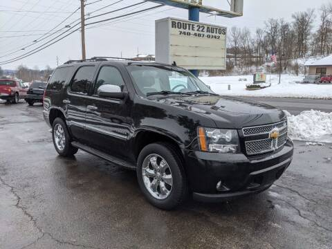 2012 Chevrolet Tahoe for sale at Route 22 Autos in Zanesville OH
