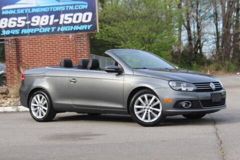 2012 Volkswagen Eos for sale at Skyline Motors in Louisville TN
