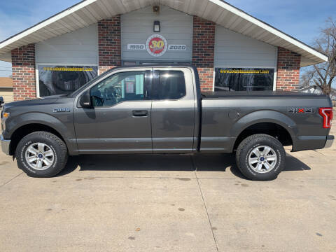 2016 Ford F-150 for sale at Columbus Auto Mart in Columbus NE