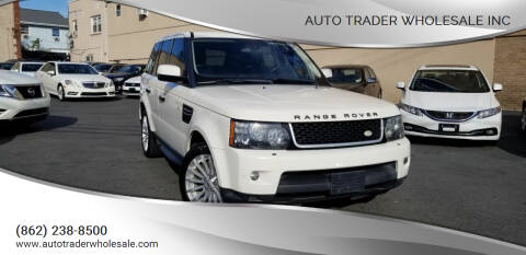 2010 Land Rover Range Rover Sport for sale at Auto Trader Wholesale Inc in Saddle Brook NJ