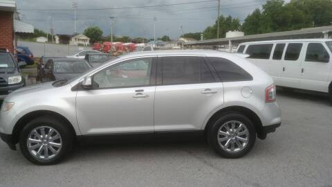 2010 Ford Edge for sale at Lewis Used Cars in Elizabethton TN