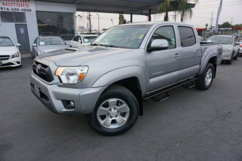 2014 Toyota Tacoma for sale at Industry Motors in Sacramento CA