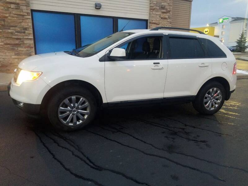 2010 Ford Edge for sale at Alex Bay Rental Car and Truck Sales in Alexandria Bay NY