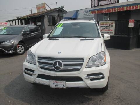 2011 Mercedes-Benz GL-Class for sale at Quick Auto Sales in Modesto CA