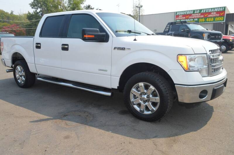 2014 Ford F-150 for sale at Sac Truck Depot in Sacramento CA