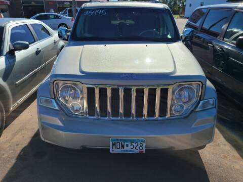 2008 Jeep Liberty for sale at Rum River Auto Sales in Cambridge MN