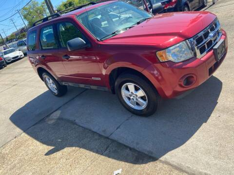2008 Ford Escape for sale at Whites Auto Sales in Portsmouth VA