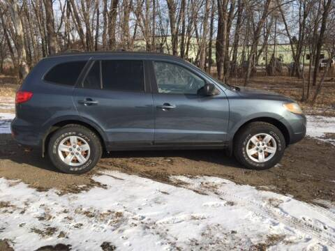 2009 Hyundai Santa Fe for sale at AM Auto Sales in Forest Lake MN