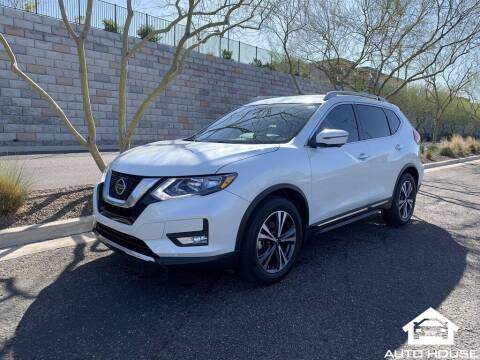 2018 Nissan Rogue for sale at AUTO HOUSE TEMPE in Tempe AZ