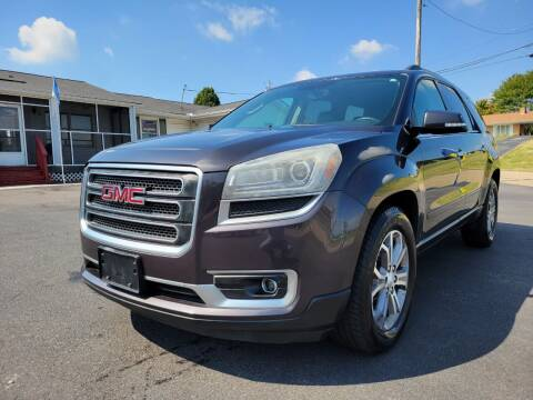2013 GMC Acadia for sale at A & R Autos in Piney Flats TN