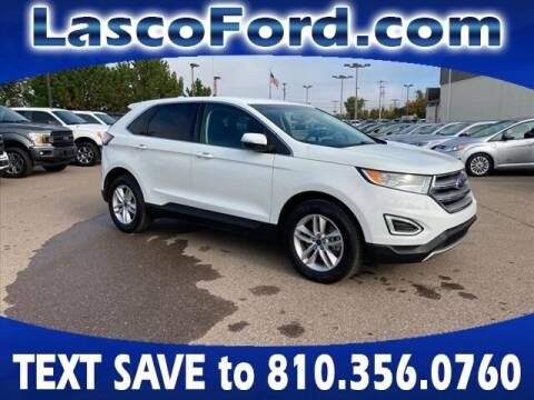 2017 Ford Edge for sale at LASCO FORD in Fenton MI