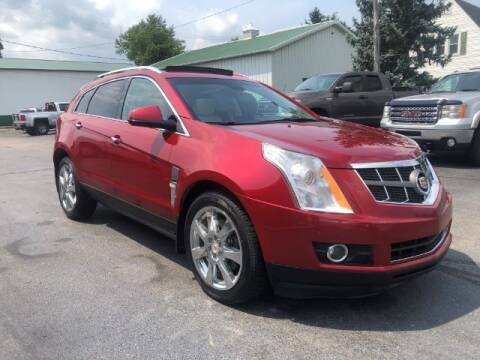 2012 Cadillac SRX for sale at Tip Top Auto North in Tipp City OH