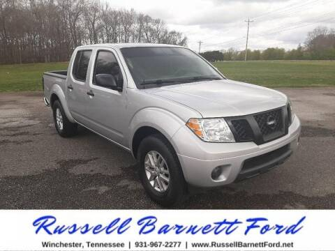 2019 Nissan Frontier for sale at Oskar  Sells Cars in Winchester TN
