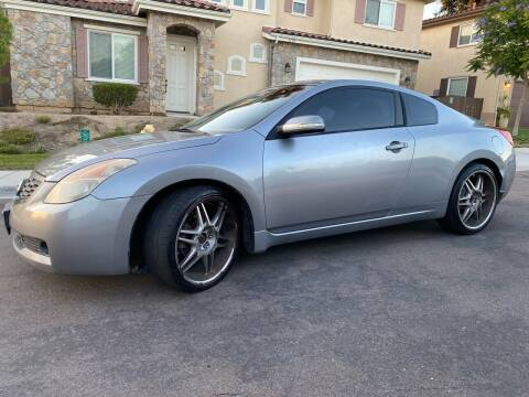2008 Nissan Altima for sale at CALIFORNIA AUTO GROUP in San Diego CA