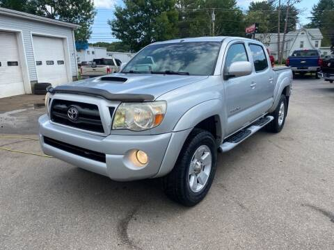 2007 Toyota Tacoma for sale at AutoMile Motors in Saco ME