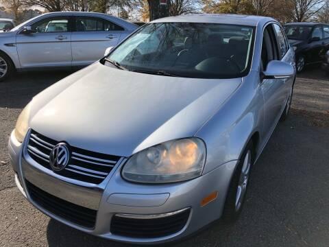 2008 Volkswagen Jetta for sale at Atlantic Auto Sales in Garner NC