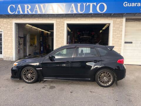 2012 Subaru Impreza for sale at Caravan Auto in Cranston RI