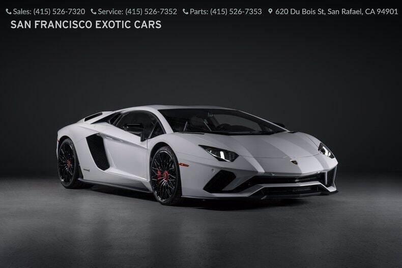 2018 Lamborghini Aventador for sale in San Rafael, CA