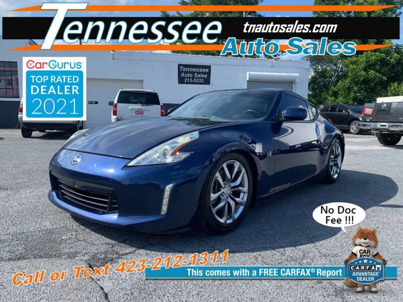 2013 Nissan 370Z for sale at Tennessee Auto Sales in Elizabethton TN