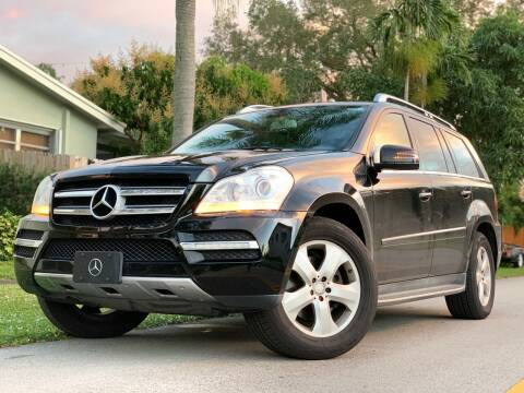 2012 Mercedes-Benz GL-Class for sale at HIGH PERFORMANCE MOTORS in Hollywood FL