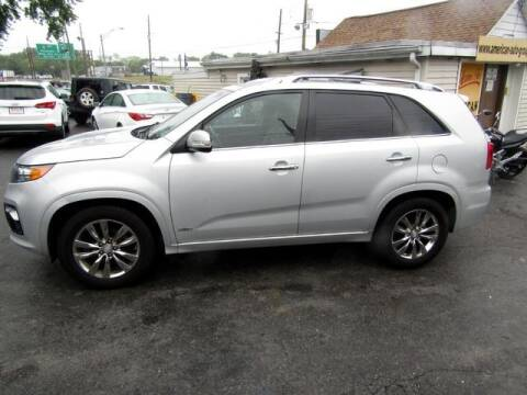 2013 Kia Sorento for sale at American Auto Group Now in Maple Shade NJ
