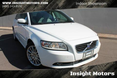 2010 Volvo S40 for sale at Insight Motors in Tempe AZ