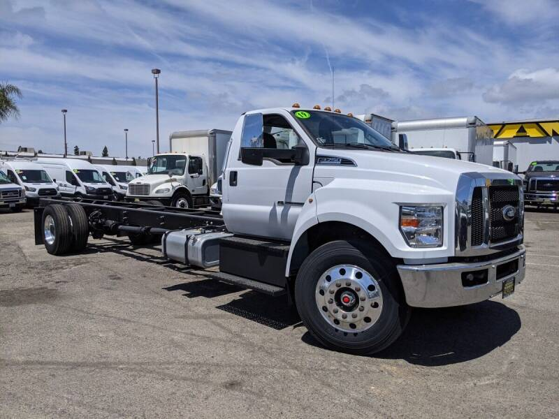 2019 Ford F-750 Super Duty for sale in Fountain Valley, CA