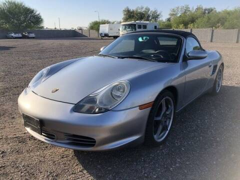 2004 Porsche Boxster for sale at Curry's Cars Powered by Autohouse - AUTO HOUSE PHOENIX in Peoria AZ