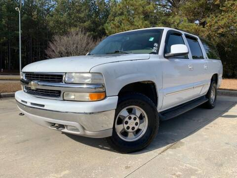 2003 Chevrolet Suburban for sale at Global Imports Auto Sales in Buford GA