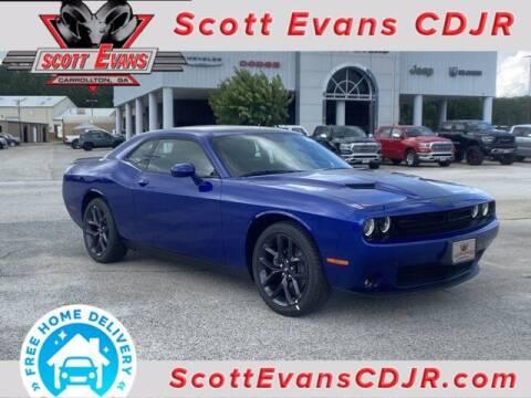 2021 Dodge Challenger for sale at SCOTT EVANS CHRYSLER DODGE in Carrollton GA